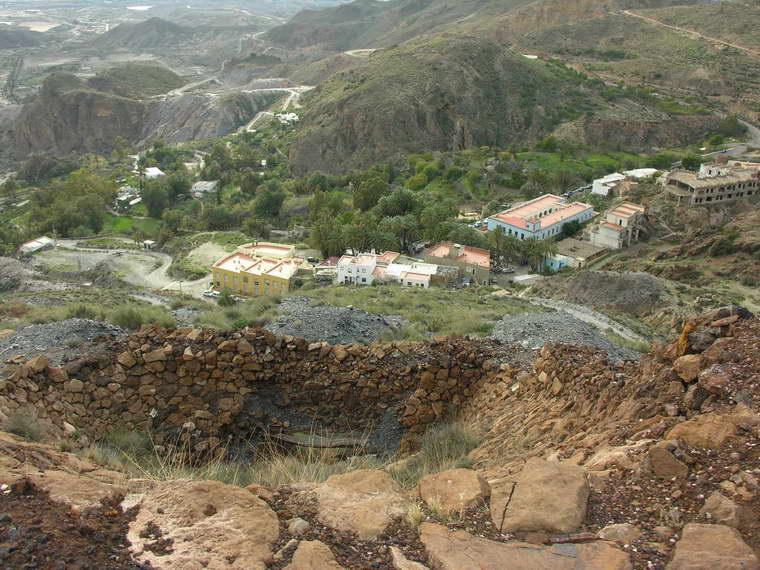 Reportajes fotogr ficos ruta por sierra nevada - Banos sierra alhamilla ...